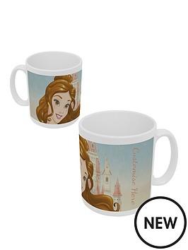 disney-belle-personalised-mug