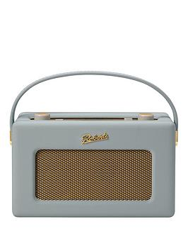 Roberts Roberts Radio Revival Istream2 DabDabFm Internet Radio  Dove Grey
