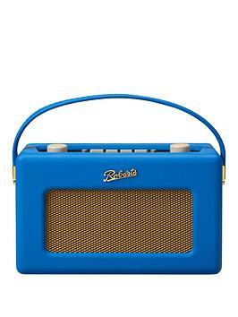 Roberts Radio Revival Rd60 Radio  Cobalt Blue