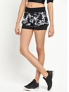 river-island-double-layer-camo-print-short
