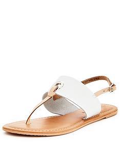 v-by-very-petra-toepost-eyelet-flat-sandal
