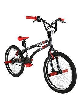 XGames Fs20 Boys Bmx Bike 11 Inch Frame