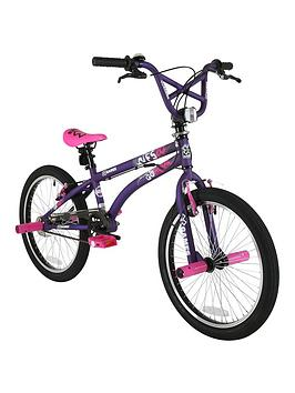 XGames Fs20 Girls Bmx Bike 11 Inch Frame