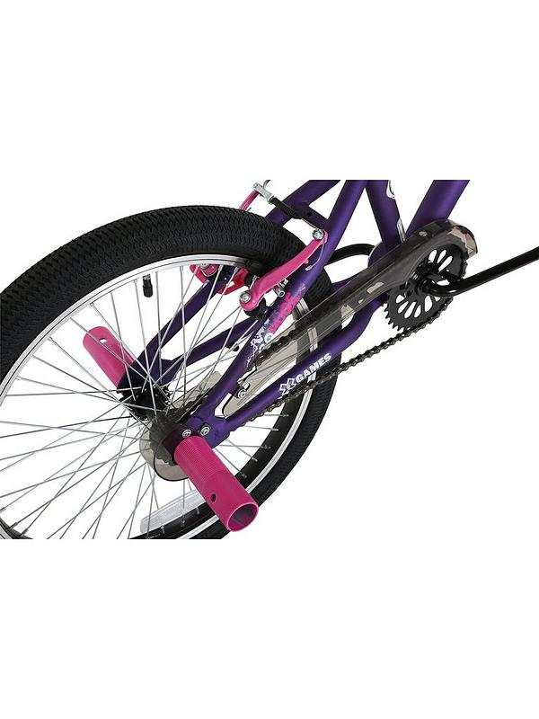 FS20 Girls BMX Bike 11 inch Frame