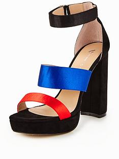 v-by-very-oak-colour-block-platform-sandal