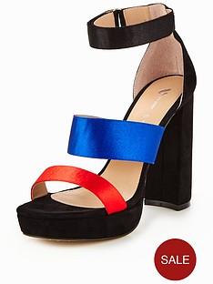 v-by-very-oak-colour-block-platform-sandal