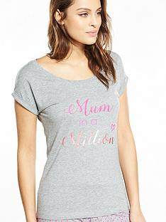 v-by-very-mothers-day-mum-in-a-million-pyjama-set