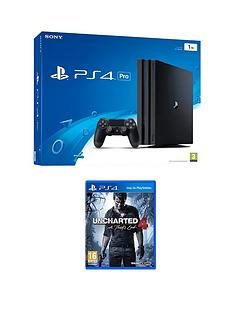 playstation-4-playstation-pro-console-with-uncharted-4-a-thief039s-end-and-a-1-year-psn-subscription-card