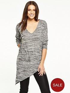 v-by-very-asymmetric-jersey-knit-top