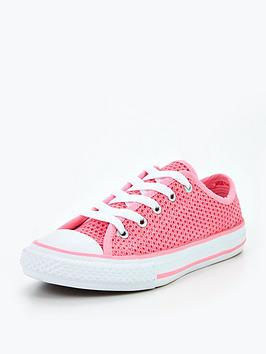 Converse Converse Ctas Double Tongue Ox Summer Crochet Children