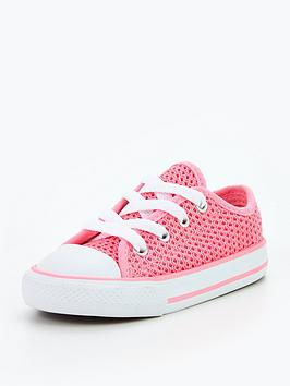 Converse Converse Ctas Double Tongue Ox Summer Crochet Infant