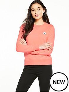 converse-core-crew-sweatshirt-orangenbsp