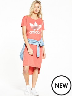 adidas-originals-ocean-elements-tee-dress-pink