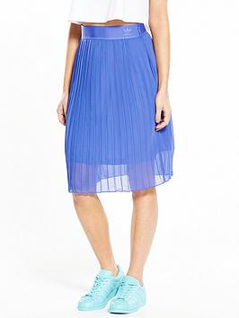 Adidas Originals Ocean Elements Pleated Skirt
