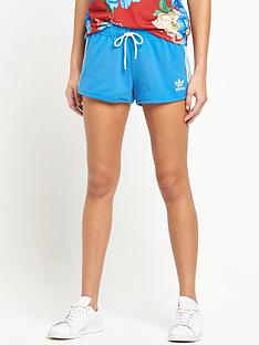 adidas-originals-slim-short-bluenbsp