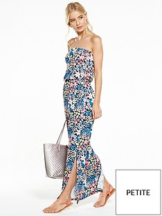 v-by-very-petitenbspbandeau-maxi-dress