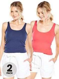 v-by-very-2-pack-cotton-stretch-vest