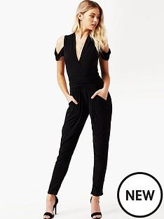 girls-on-film-girls-on-film-black-cold-shoulder-jumpsuit