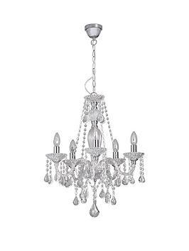 Luxe Collection Luxe Collection Century 5-Light Chandelier Picture