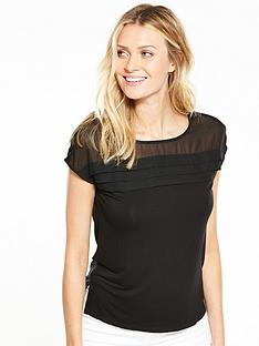 v-by-very-chiffon-pleat-detail-top