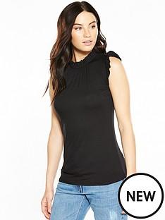 v-by-very-ruffle-sleeveless-top