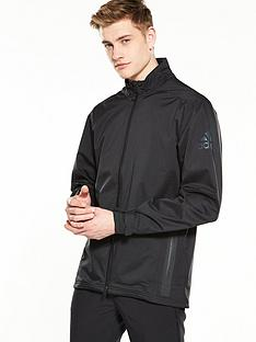 adidas-golf-climaproof-heathered-rain-jacket