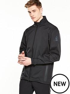adidas-golf-climaproof-heathered-rain-jacket