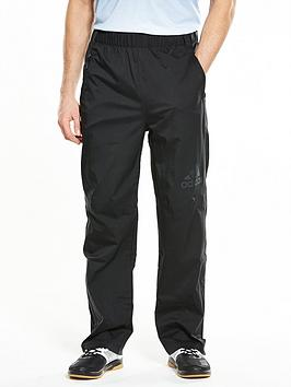 Adidas Adidas Mens Golf Climaproof Heathered Pant