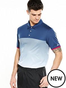 adidas-golf-climachill-gradient-stripe-polo