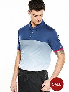 adidas-golf-climachill-gradient-stripe-polo