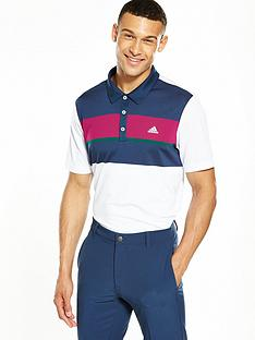 adidas-golf-climacool-chest-block-polo