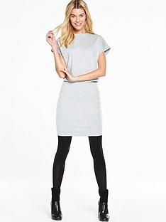 v-by-very-marl-bodycon-tunic-dress