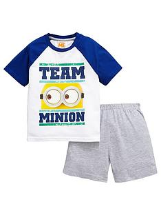 minions-boys-short-pyjamas