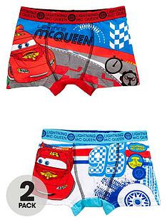 cars-2pk-of-boys-trunks