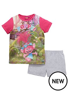 trolls-short-pyjamas