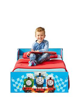 Thomas & Friends Thomas And Friends Toddler Bed By Hello Home