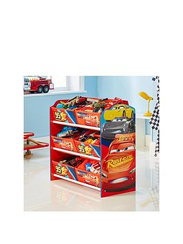 Disney Cars Cars 6 Bin Storage Unit By Hello Home