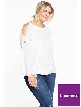 lovedrobe-cold-shoulder-detail-blouse