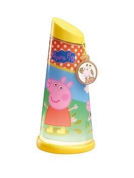 Peppa Pig Go Glow Tilt Torch