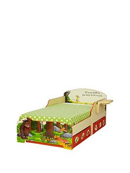 Gruffalo Gruffalo Toddler Bed With Underbed Storage By Hello Home