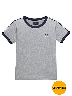 fred-perry-boys-taped-t-shirt
