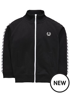 fred-perry-taped-poly-track-jacket