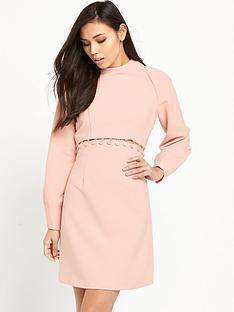 lost-ink-frieda-2-in-1-mini-dress-light-pink