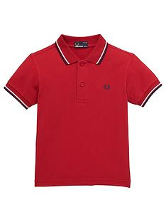 fred-perry-boys-short-sleeve-classic-polo