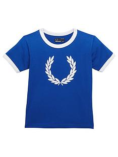 fred-perry-ss-laurel-tee