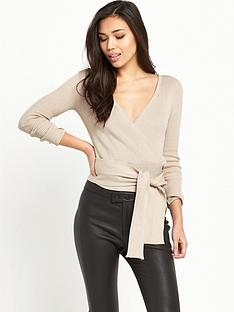lost-ink-the-twirl-ballet-wrap-top-beige
