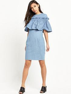 lost-ink-bobbie-denim-shift-dress