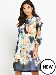 little-mistress-floral-printed-shift