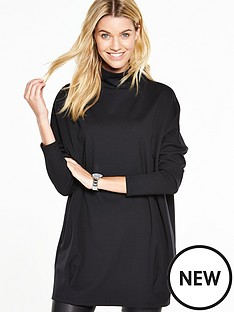 v-by-very-scuba-sweat-high-neck-tunic