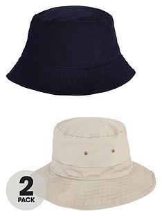 v-by-very-mens-2-pack-bucket-hats